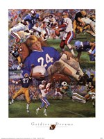 Gridiron Dreams Fine-Art Print