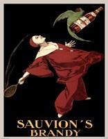 Sauvion's Brandy Fine-Art Print