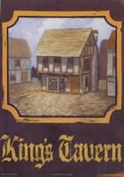 King's Tavern Fine-Art Print