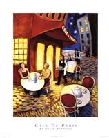 Cafe De Paris Fine-Art Print