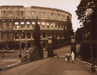 The Colosseum Fine-Art Print