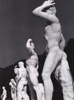 Roman Statues Fine-Art Print
