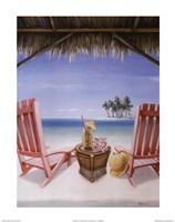 Island Retreat Fine-Art Print