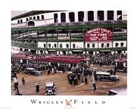 Wrigley Field Fine-Art Print