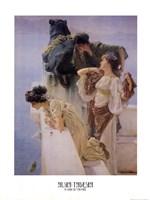 At Aphrodite's Cradle Fine-Art Print
