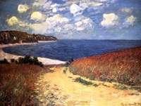 Meadow Rd. to Pourville Fine-Art Print