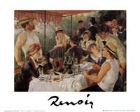 The Oarsmen's Breakfast Fine-Art Print