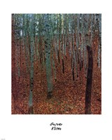 Forest of Beeches, c.1903 Fine-Art Print