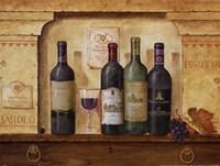 Wine Gathering II Fine-Art Print