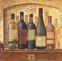 Wind Bottle Cluster I Fine-Art Print