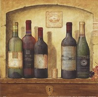 Wind Bottle Cluster IV Fine-Art Print
