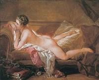 Girl Resting Fine-Art Print