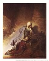 The Prophet Jeremiah Fine-Art Print