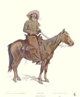 Arizona Cowboy Fine-Art Print