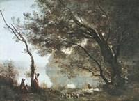 Souvenir de Mortefontaine Fine-Art Print