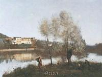 Ville D'Avray Fine-Art Print