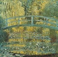 Bassin aux Nympheas Fine-Art Print