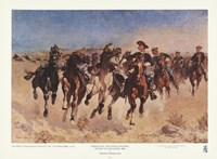 Dismounted: The Fourth Troopers Fine-Art Print