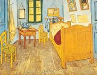Bedroom at Arles Fine-Art Print