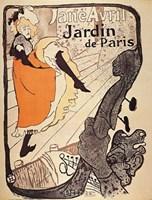 Jardin de Paris Fine-Art Print