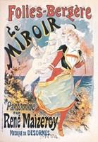 Le Miroir Fine-Art Print