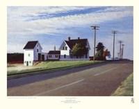 Route 6, Eastham Fine-Art Print