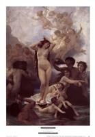 La Naissance de Venus Fine-Art Print