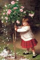The Young Gardener Fine-Art Print
