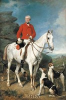 Portrait of Charles Trelawny Fine-Art Print