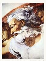 Head of God Fine-Art Print