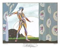 Arlequin Fine-Art Print