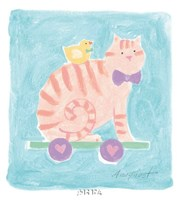 Cat Toy Fine-Art Print