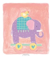 Elephant Toy Fine-Art Print