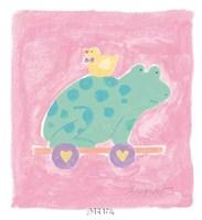 Frog Toy Fine-Art Print