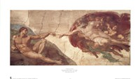 Creation of Man Fine-Art Print