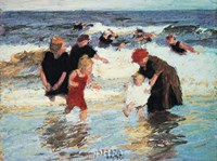 Bathers Fine-Art Print