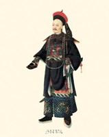 Chinese Mandarin Figure XII Fine-Art Print