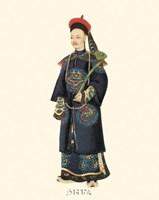 Chinese Mandarin Figure VI Fine-Art Print