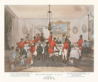 Bachelor's Hall/Plate No. 6 Fine-Art Print
