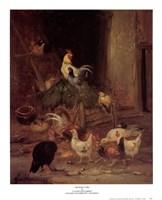 The Barn Yard Fine-Art Print