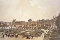Palais des Tuileries Fine-Art Print