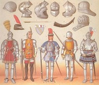 Armaments - attire Fine-Art Print