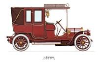Fiat 1906 Fine-Art Print