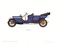 Lancia 1909 Fine-Art Print