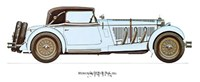 Mercedes-Benz 1928 Fine-Art Print