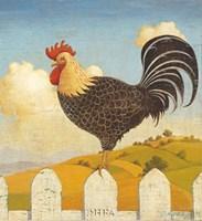 Country Crowers II Fine-Art Print