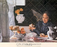 The Early Engagement Fine-Art Print