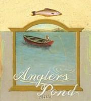 Angler's Pond Fine-Art Print