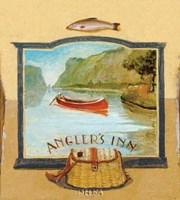 Angler's Inn Fine-Art Print