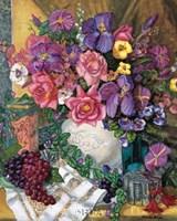 Victorian Bouquet Fine-Art Print